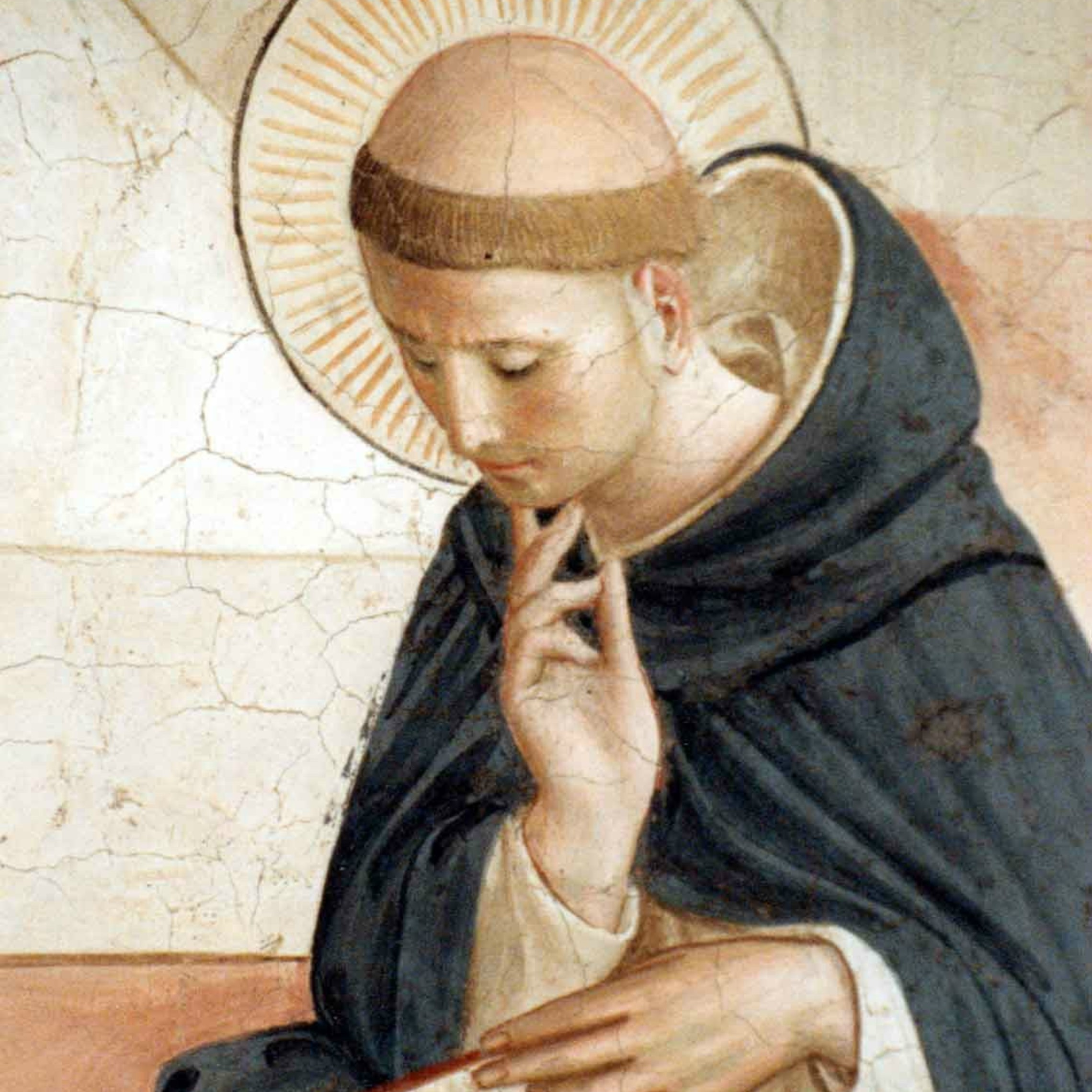 St Dominic   Fra Angelico