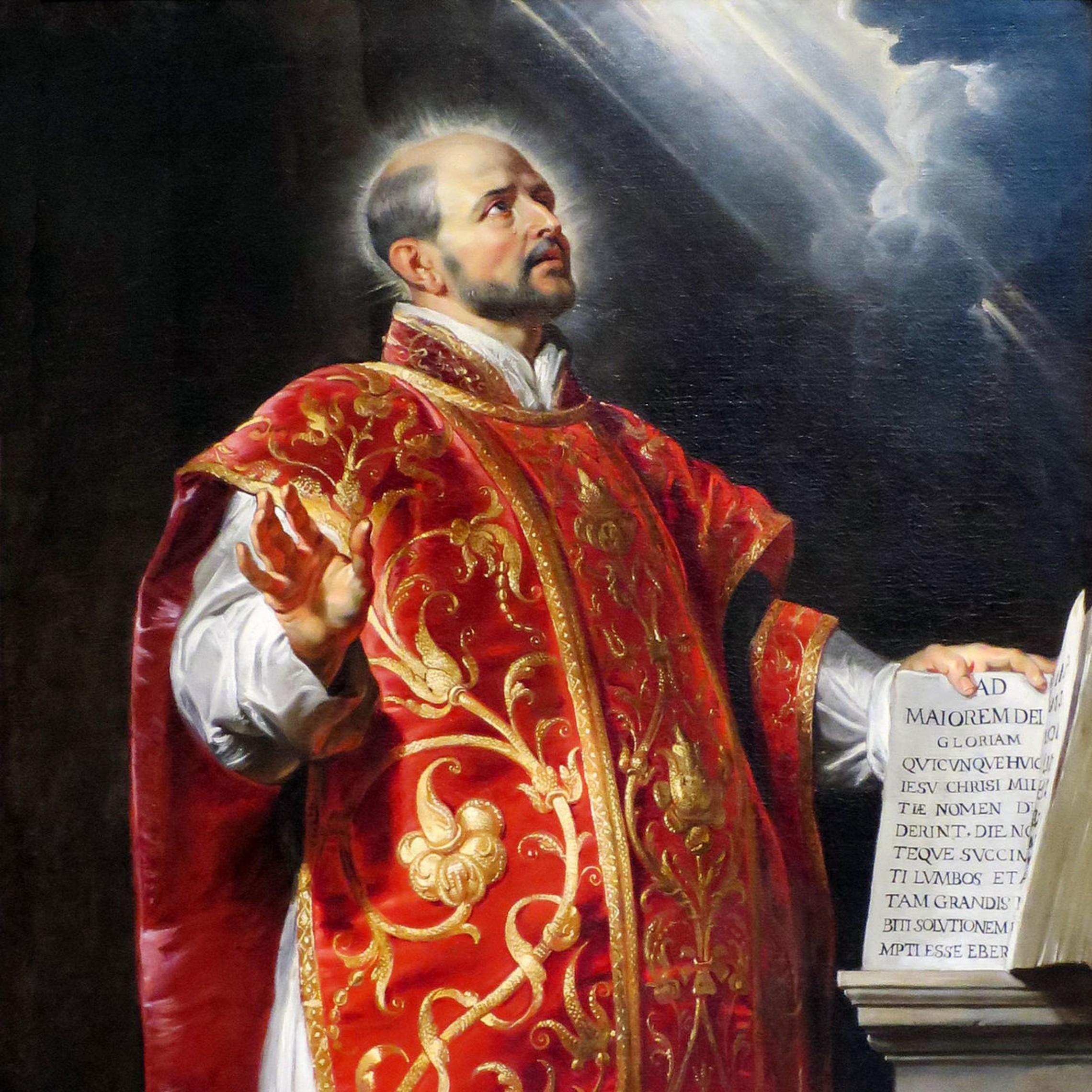 St Ignatius Of Loyola Ii