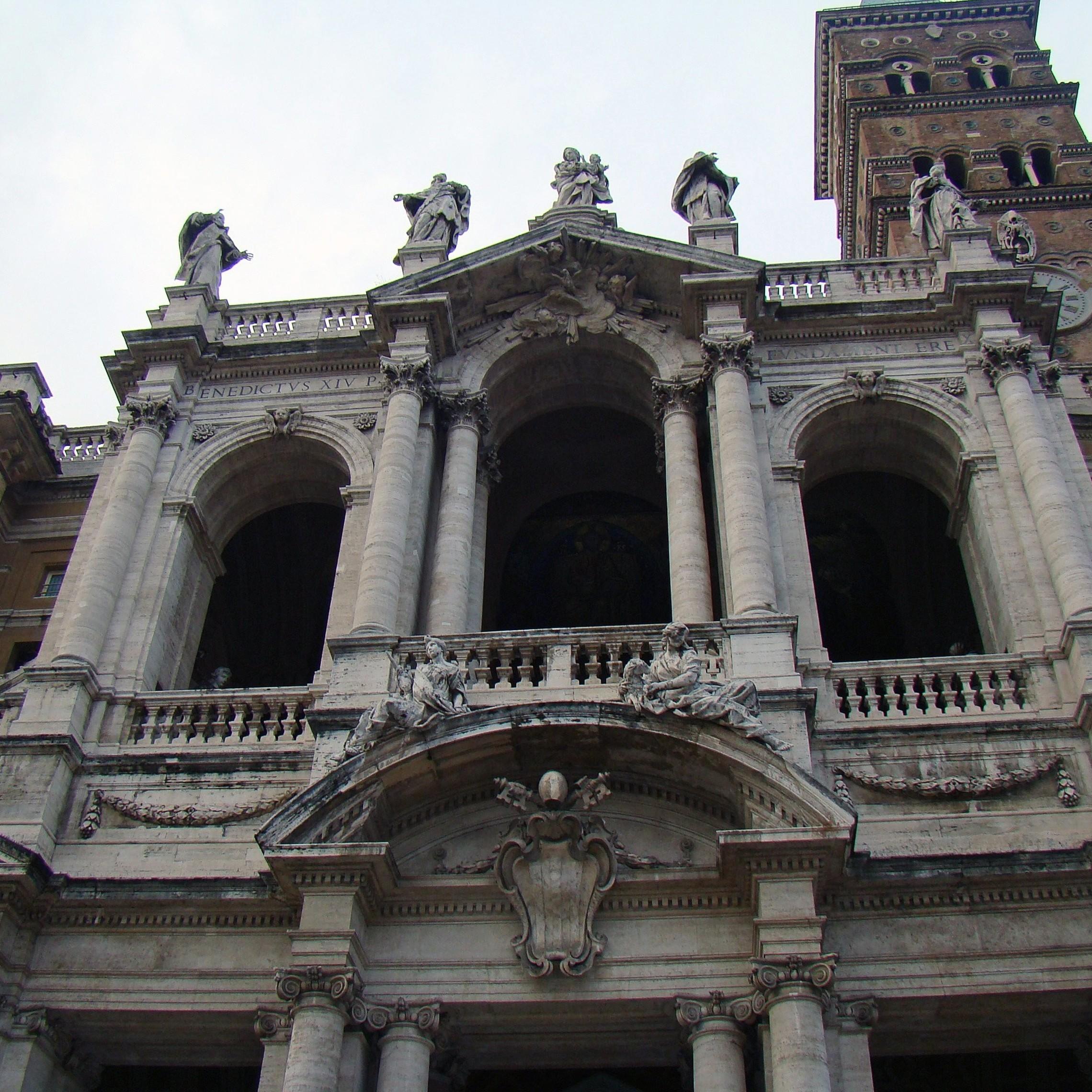 St Mary Major Rome