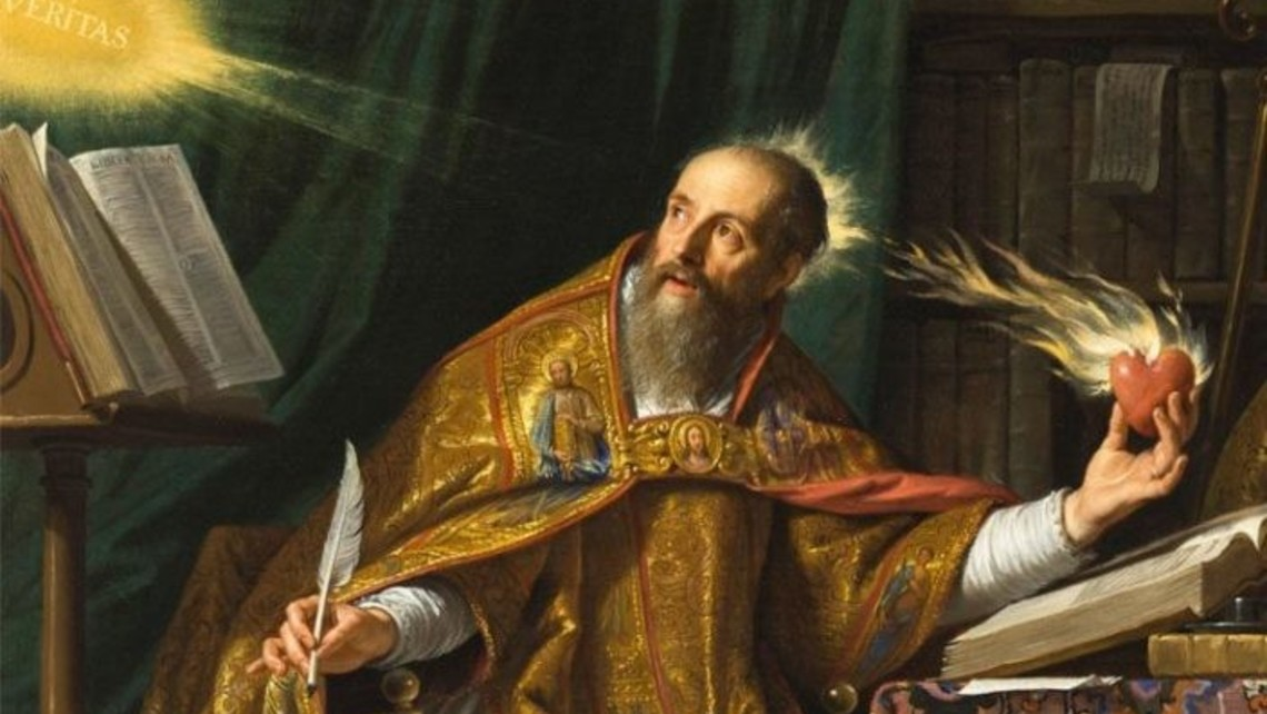 St Augustine Of Hippo On Grace